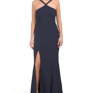 Dress the Population Brianna NWT Gown M